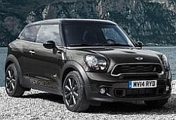 Mini Paceman Hatchback 3d Facelifting