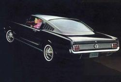 Ford Mustang I Coupe 3.3 R6 115KM 85kW 1966-1968