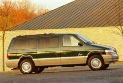 Plymouth Voyager II Grand Voyager II 3.3 i V6 LE 150KM 110kW 1990-1993