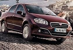 Fiat Linea Sedan Facelifting