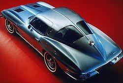 Chevrolet Corvette C2 Coupe 6.5 431KM 317kW 1965-1966