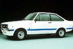 Ford Escort II Hatchback 1.3 57KM 42kW 1975-1980