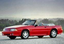 Ford Mustang III Cabrio 2.3 T 152KM 112kW 1983-1984