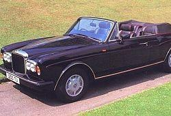 Bentley Continental S 6.7 320KM 235kW 1994-1995