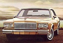 Chevrolet Monte Carlo III Coupe -