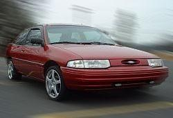 Ford Escort USA MK II Hatchback 1.9 i 88KM 65kW 1991-1996