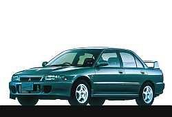 Mitsubishi Lancer Evolution II Sedan 2.0 Turbo 260 KM 191 kW