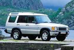 Land Rover Discovery II 4.0 i V8 185KM 136kW 1998-2004