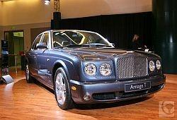 Bentley Arnage II T 6.75 i V8 Biturbo 457 KM 336 kW