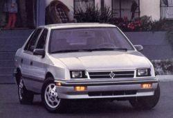 Dodge Shadow Hatchback 2.2 i Turbo 148KM 109kW 1987-1990