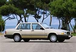 Volvo 740 Sedan 2.3 Turbo 190KM 140kW 1989-1990