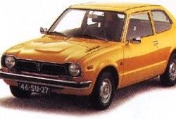 Honda Civic I Hatchback 1.1 54KM 40kW 1972-1979