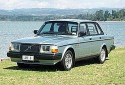 Volvo 240 Sedan 2.3 136KM 100kW 1983-1984