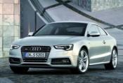 Audi A5 S5 Coupe Facelifting - Dane techniczne