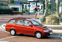 Fiat Palio I Weekend 1.6 i 16V 103KM 76kW 1997-2003