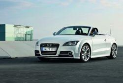 Audi TT 8J Roadster Facelifting