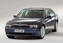 BMW Seria 7 E65 Sedan L 4.4 Turbo Alpina 500KM 368kW 2001-2008