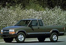 Chevrolet S-10 II Pick Up 4.3 193 KM 142 kW