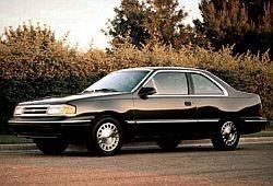 Ford Tempo I Coupe