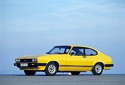 Ford Capri III 2.8 Super Injection 160KM 118kW 1981-1985