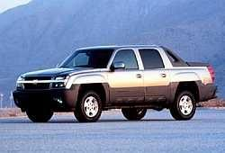 Chevrolet Avalanche GMT 800 5.3 295KM 217kW 2002-2006
