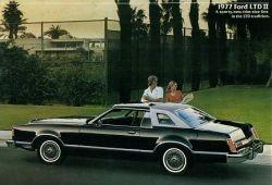 Ford LTD II Coupe 5.8 182KM 134kW 1977-1979