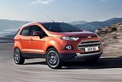 Ford Ecosport II SUV 1.0 Ecoboost 125 KM 92 kW