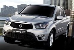 Galeria Ssangyong Actyon Sports