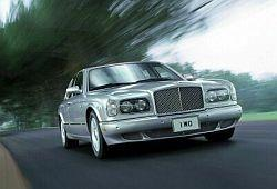 Bentley Arnage I Sedan 4.4 V8 32V Turbo 354KM 260kW 1998-2001