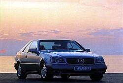 Mercedes Klasa S W140 Coupe