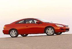 Honda Accord VII Coupe 3.0 i V6 24V 240KM 177kW 2002-2008