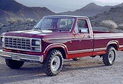 Ford seria F VII Pick Up