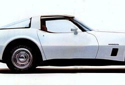 Chevrolet Corvette C3 Coupe 5.7 375KM 276kW 1967-1978