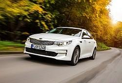 Kia Optima II Sedan 1.7 VGT CRDi 141KM 104kW od 2015