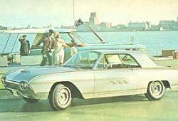 Ford Thunderbird III Bullet Birds