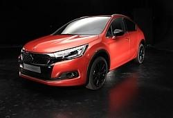 DS 4 Crossback 1.6 BlueHDi 120KM 88kW od 2015