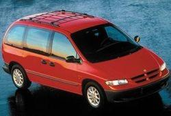 Chrysler Voyager III Grand Voyager 3.8 163 KM 120 kW