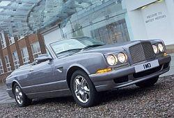 Bentley Continental R Azure 6.7 i V8 408KM 300kW 1994-2002
