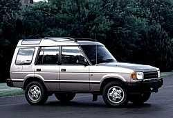 Land Rover Discovery I 2.5 TD 113KM 83kW 1990-1998