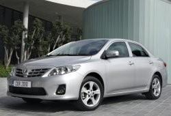 Toyota Corolla X Sedan Facelifting -
