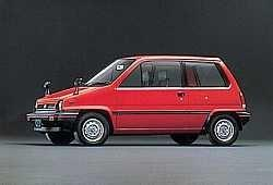 Honda City I 1.2 Turbo 100KM 74kW 1981-1986