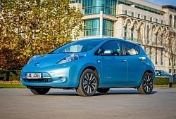 Nissan Leaf I Hatchback 5d Facelifting