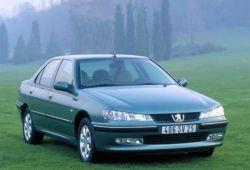 Peugeot 406 Sedan 2.0 Turbo 147KM 108kW 1996-2000