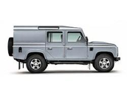 Land Rover Defender III 110 Utility Station Wagon 2.2 135KM 99kW 2011