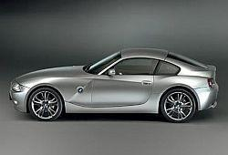 BMW Z4 E85 Coupe -