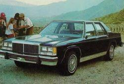 Ford LTD III 4.2 115KM 85kW 1979-1982