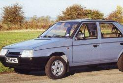 Skoda Favorit Hatchback 1.3 68KM 50kW 1993-1994