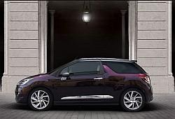 Citroen DS3 Cabrio Facelifting 1.6 THP 165KM 121kW 2014-2015
