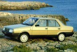 Fiat Regata Sedan 1.6 101KM 74kW 1985-1990