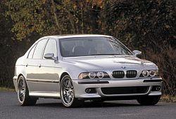 BMW Seria 5 E39 M5 Sedan 4.9 V8 400KM 294kW 1998-2004